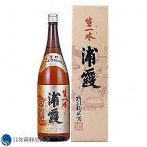 浦霞 特別純米 生一本 特別純米酒 1800mlの商品画像