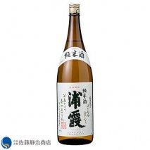 浦霞 純米酒 1800mlの商品画像