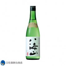 八海山 純米大吟醸 720mlの商品画像