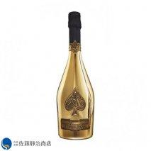 シャンパン アルマンド ブリニャック ブリュット ゴールド 箱無 750mlの商品画像