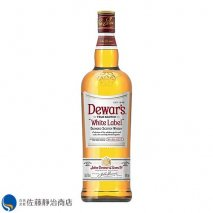 ウイスキー デュワーズ ホワイトラベル 700ml 40% スコッチウイスキーの商品画像