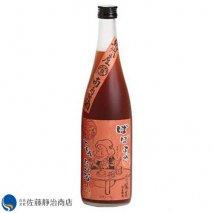 梅酒 紀州鶯屋 ばばあの赤い梅酒(ばばあの梅酒シリーズ)720mlの商品画像