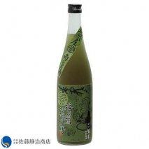 梅酒 紀州鶯屋 ばばあの緑茶梅酒(ばばあの梅酒シリーズ)720mlの商品画像