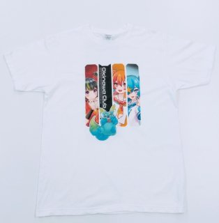 おきなわ部Tシャツ(カラー ホワイト・ブラック/サイズ S・M・L・XL)
