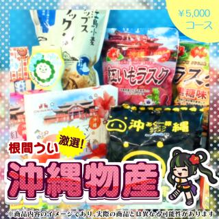 ■根間ういオススメ沖縄物産セット