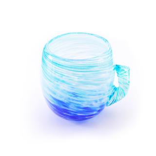 沖縄伝統工芸品コラボ 琉球ガラス ししごん