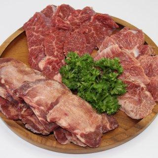国産牛バーベキュー(焼肉)セット【2〜3人前】