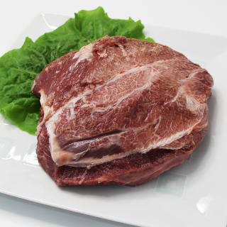 国産牛チーク(ほほ肉)【ブロック】(400g)