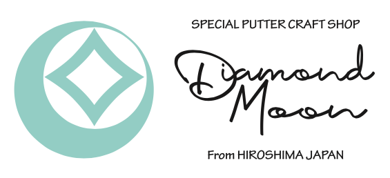 Special Putter Craft Shop -Diamond Moon-