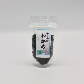 揚げ浜磯の味彩ふりかけわかめ 45g