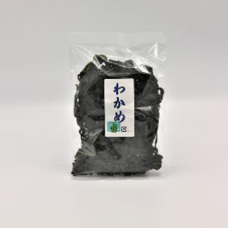 揚げ浜磯の味彩塩蔵わかめ 130g
