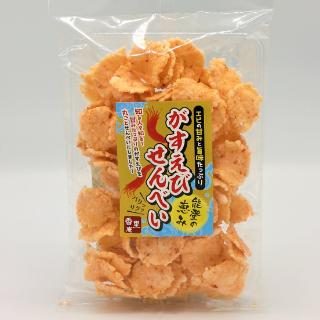 香里庵がすえび煎餅 75g
