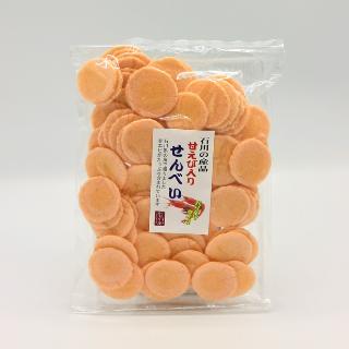 香里庵甘えび煎餅 80g