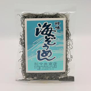 今井商店海ぞうめん 20g