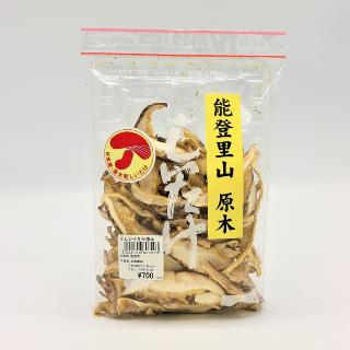 上野農林干しシイタケ原木スライス 50g
