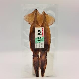 石川県いか釣生産直販協同組合能登産丸干しイカ 2枚入