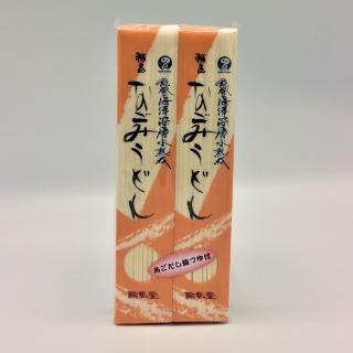 輪風堂なごみうどん麺つゆセット 200g×2