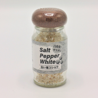 新海塩産業Salt Papper White 30g