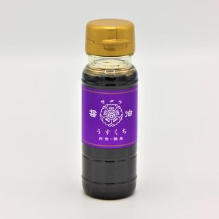 谷川醸造サクラ醤油鳳凰(うすくち)100ml