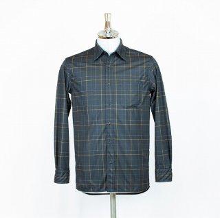 オリジナルブランドシャツ Caledones type01 black
