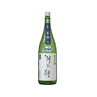 清酒 純米 生原酒 湖弧艪