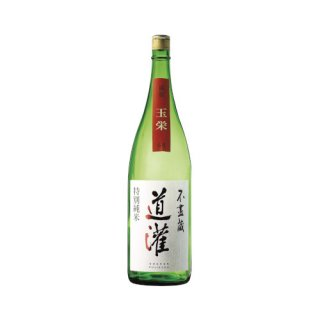 清酒 特別純米酒 不盡蔵 道灌1800ml