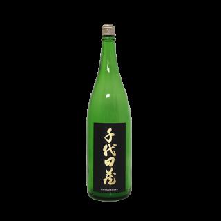 特別純米生原酒 五百万石