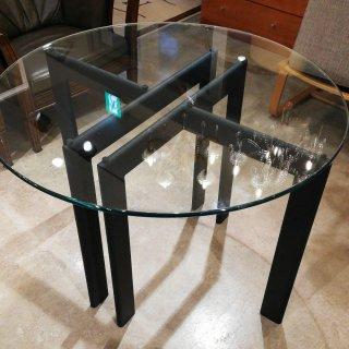i▼アルテジャパン モダンシステム ガラステーブル