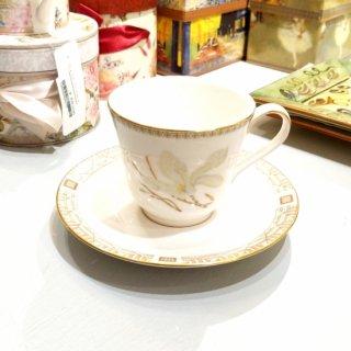 Royal Doulton WHITE NILE カップ&ソーサー