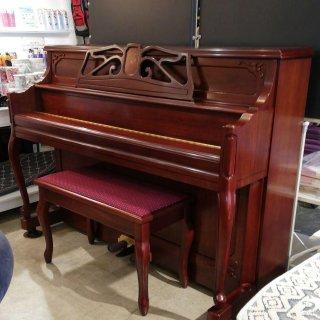 ▼ユニバーサル 東洋コンソールピアノ NS230C
