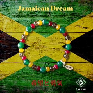 SWAMI スワミ  ブレスレット ジャマイカンドリーム