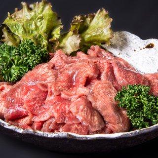 塩仕込み牛たん薄切り切り落とし(500g)