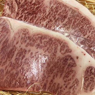 仙台牛サーロインステーキギフト箱入 300g×2枚