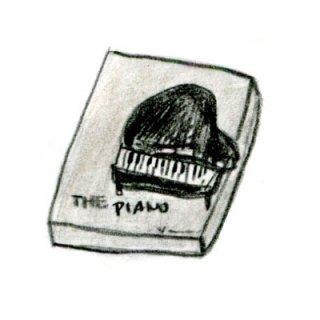 手紙箱(ピアノ)