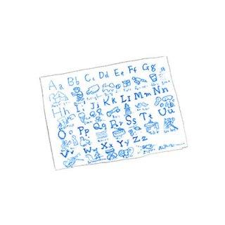 ポストカード ALPHABET