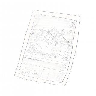 椿野恵里子 ポストカード2021