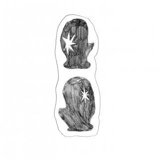 木版画文香「てぶくろ」