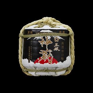 神蔵の菰樽