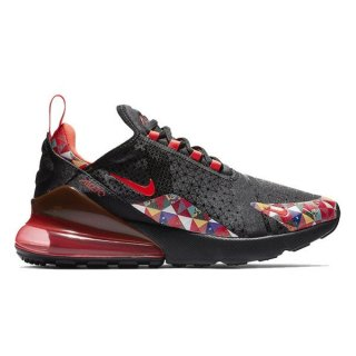 NIKE AIR MAX 270 CNY 2019 BLACK-UNIVERSITY RED