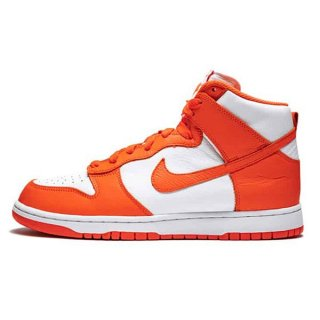 【予約】NIKE DUNK HIGH SP SYRACUSE WHITE/ORANGE BLAZE