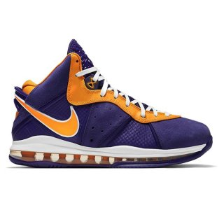 【予約】NIKE LEBRON 8 QS COURT PURPLE/UNIVERSITY GOLD