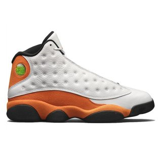 【予約】NIKE AIR JORDAN 13 RETRO WHITE/WHITE-STARFISH-BLACK