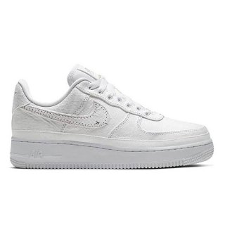 NIKE WMNS AIR FORCE 1 07 LX TEAR AWAY WHITE MULTI 02