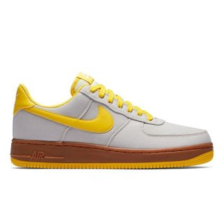 NIKE AIR FORCE 1 LOW TXT LIGHT BONE TOUR YELLOW