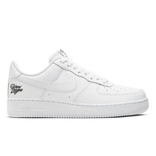 NIKE AIR FORCE 1 LOW DREW LEAGUE WHITE WHITE