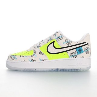 NIKE AIR FORCE 1 07 WORLD WIDE KATAKANA WHITE DA1343-117