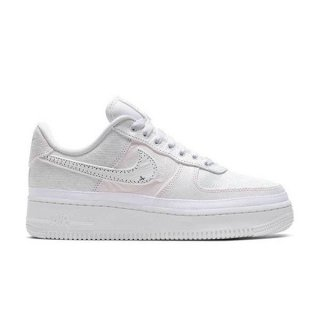 NIKE WMNS AIR FORCE 1 07 LX TEAR AWAY WHITE MULTI 01
