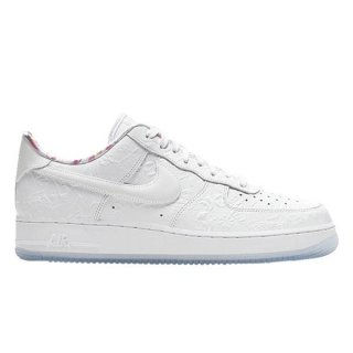 NIKE AIR FORCE 1 CNY 2020 WHITE WHITE