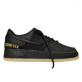 NIKE AIR FORCE 1 GTX LOW GORE-TEX BLACK GUM CK2630-001