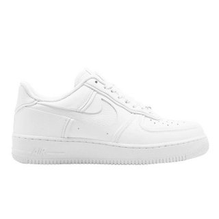 NIKE JOHN ELLIOTT × NIKE AIR FORCE 1 LOW AF100 WHITE/WHITE-WHITE